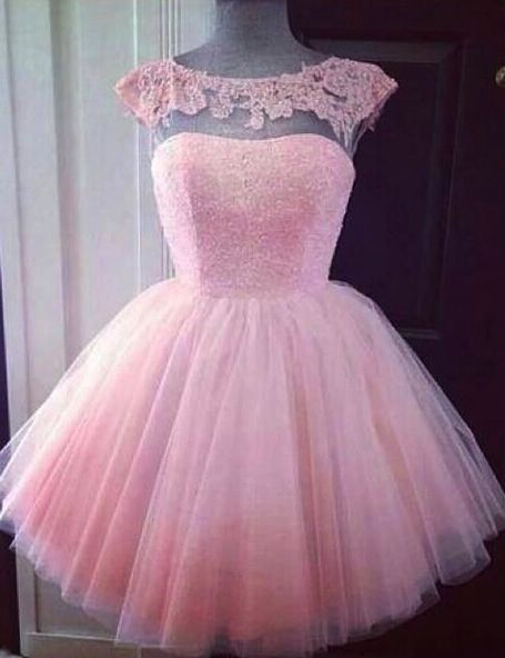 Lovely Short Prom Dress