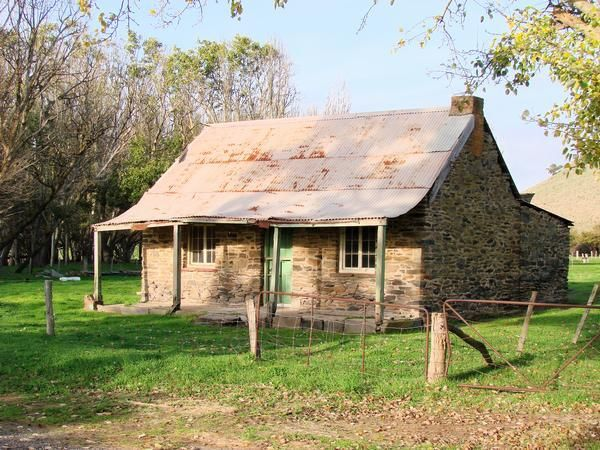 old homestead in South Australia