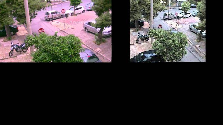 SDI camera 1080 VS analog camera d1