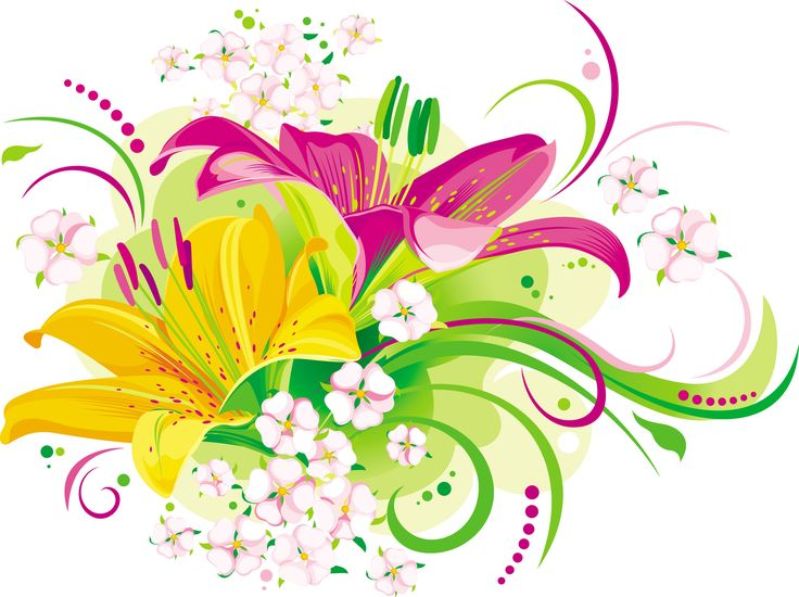 Floral Vector Wallpapers Best HD Photos Of