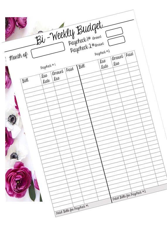 Best 25+ Bi weekly pay ideas on Pinterest | Budget plan, Savings ...