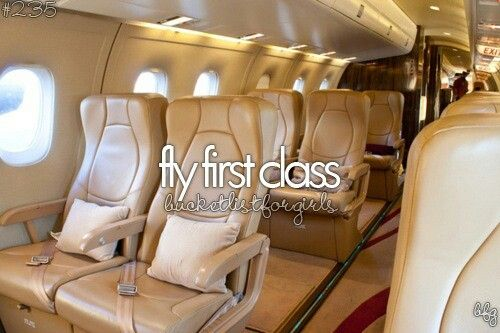 Fly first class. Course it was because they messed up our flights and we had to fly sunset through dawn, but hey...first class. Yeah I slept, one of my daughters stayed up and watched movies