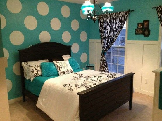 Girls Bedroom Paint Ideas Polka Dots 18 best julianna's room images on pinterest | home, kid bedrooms