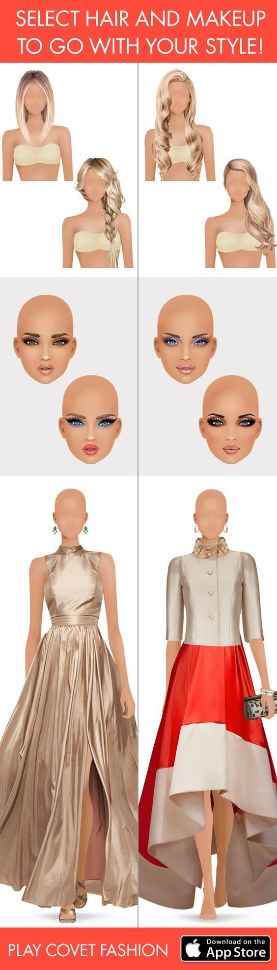 Covet Fashion is the obsession worthy shopping and styling app available. Discover new brands, express your style and shop new trends.