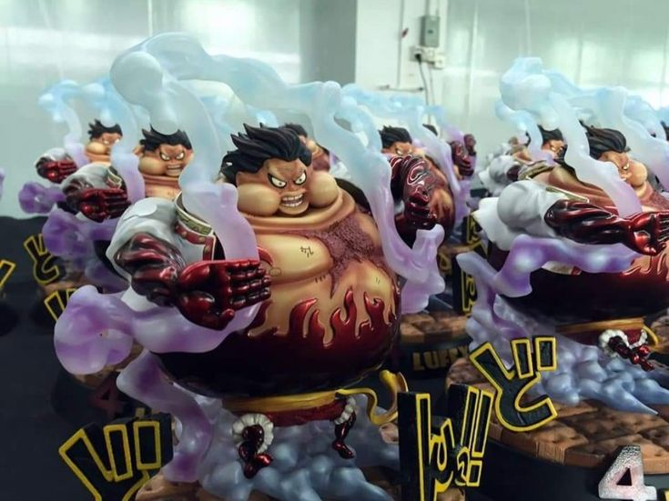 If you play other popular anime games, you should probably take a look at our anime mania codes, ro ghoul codes, and project xl codes lists. Luffy 4th gear Tank Man