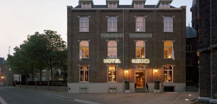 Hotel Merici en los Países Bajos, un hotel con mucho encanto - http://www.absolut-amsterdam.com/hotel-merici-en-los-paises-bajos-un-hotel-con-mucho-encanto/