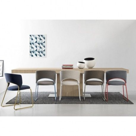 Calligaris Duffy stoel