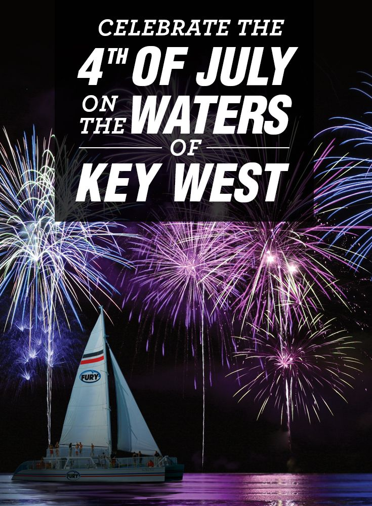 key west 4th of july cruise
