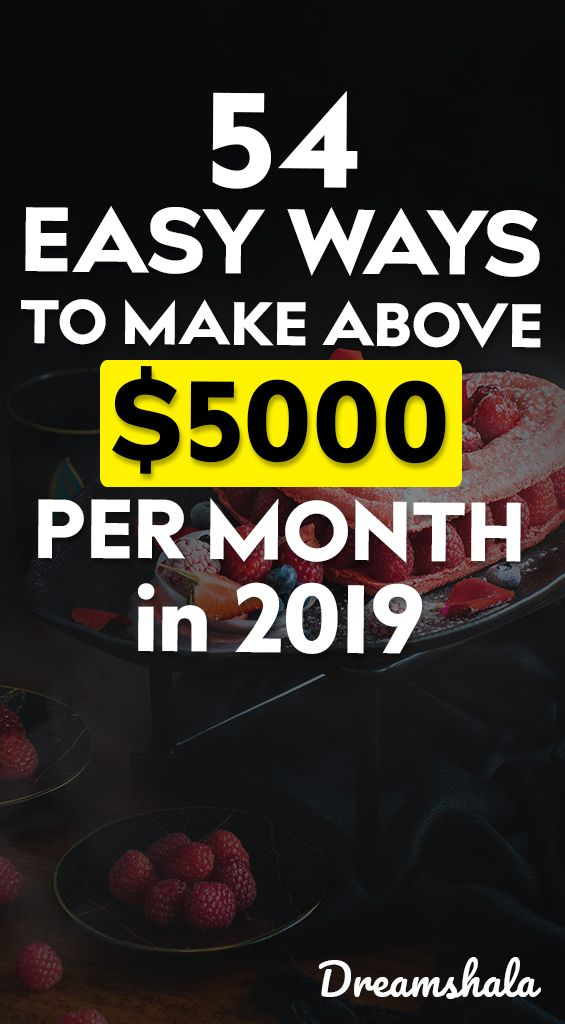 54 Real Ways To Make Extra Money in 2018 | Money makers | Ways to