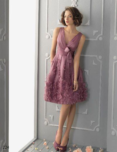 vestidos de fiesta cortos
