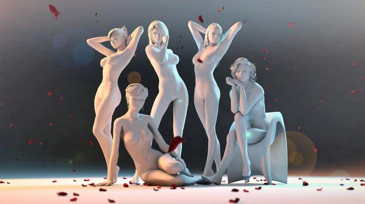 girls by Diego Santibanez