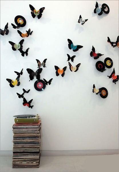 décorations de la maison à bas prix, des idées d'artisanat en papier pour les enfants et les adultes, la main décorations murales