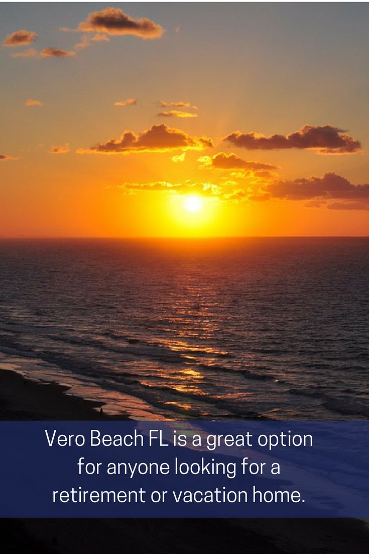You'll have no trouble finding a nice home for a nice price in one of the new construction homes for sale in Vero Beach FL 55+ communities!