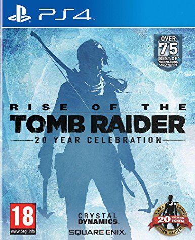 Rise of the Tomb Raider - 20ème anniversaire : édition artbook