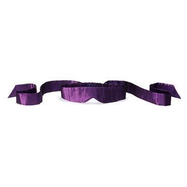LELO Intima Silk Blindfold - Purple   LoveJoy Adult Sex Toys   Ireland