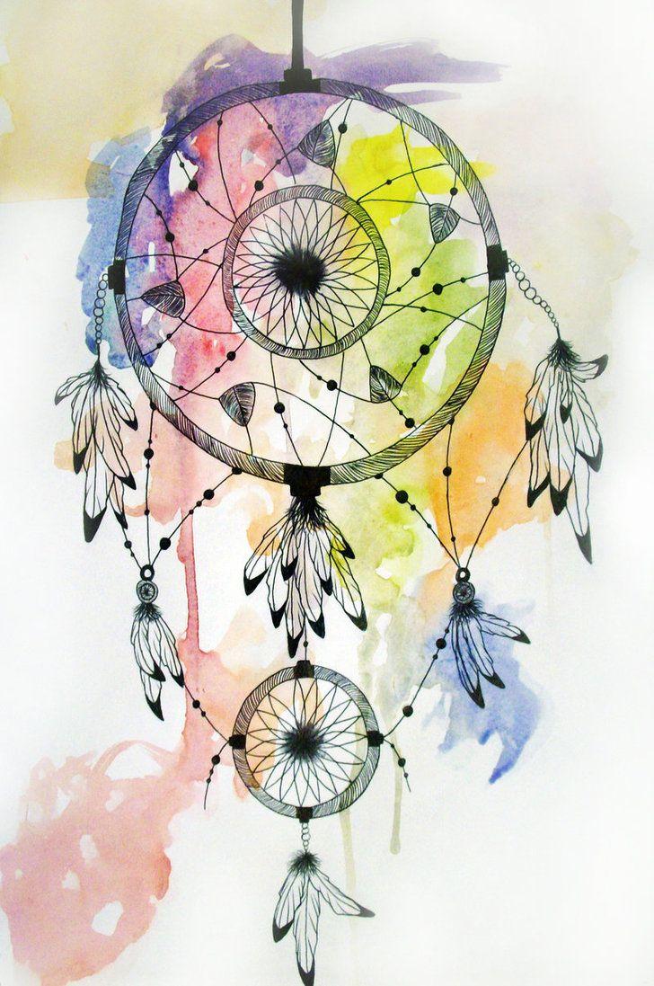 Wallpaper iphone dream catcher - Dreamcatcher By Equineribbon