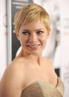Michelle Williams Glamour's 25 Hottest celebs of 2012