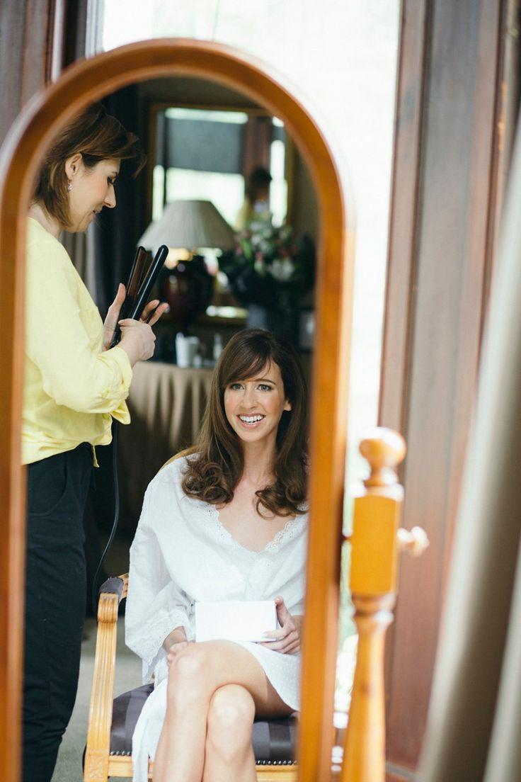 PIN UP HAIR GLASGOW wedding hair stylist / MIRRORBOX photography