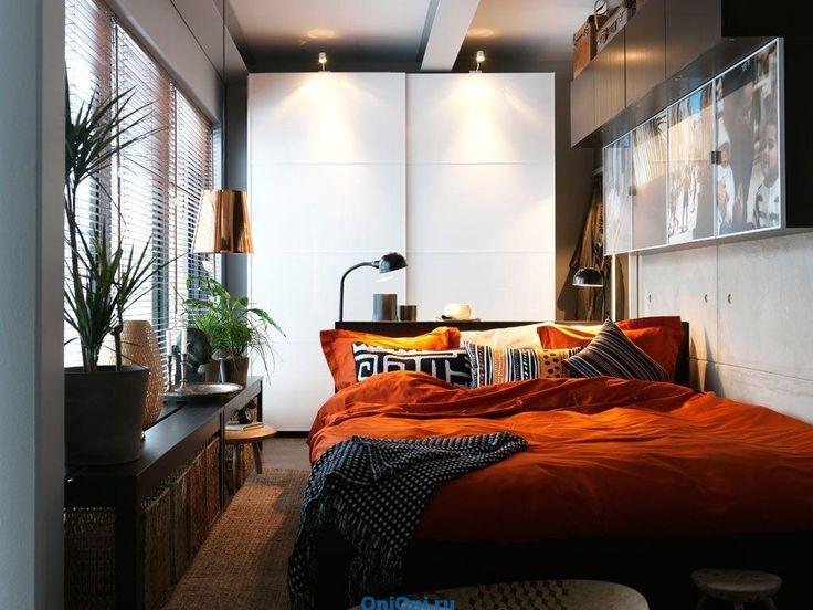 Ваша спальня 12 кв.м и меньше? Не забывайте о зрительном увеличении…
