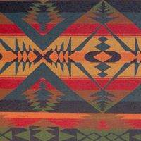 Comanche NM-103, Southwest Upholstery Fabric