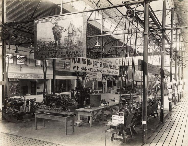 Machinery Hall.