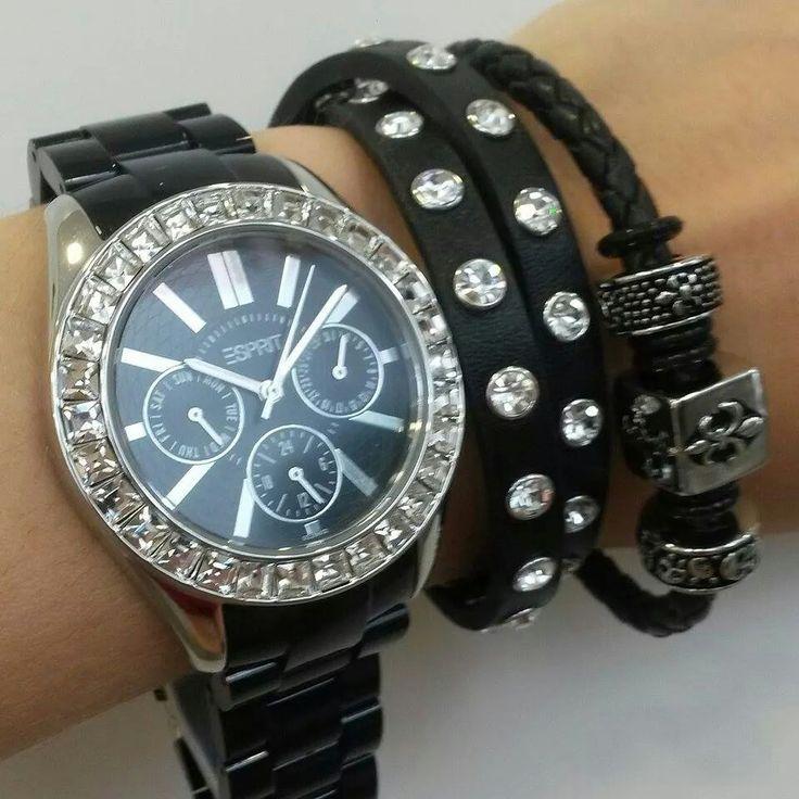 Esprit mit Xenox Armbänder