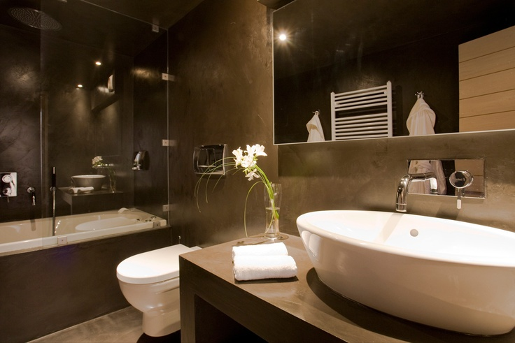 Kato pedina suite: Bathroom