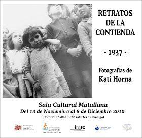 KATI HORNA RETRATA EL ASPECTO HUMANO DE LA GUERRA CIVIL ESPAÑOLA