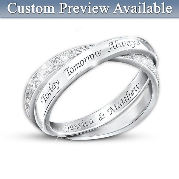 68 best JEWELLERY Infinity ring images on Pinterest