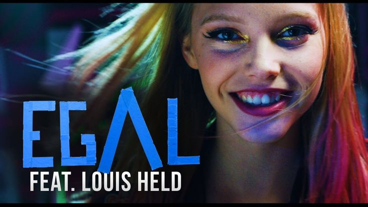 LINA - EGAL feat. Louis Held (Official Video) - YouTube