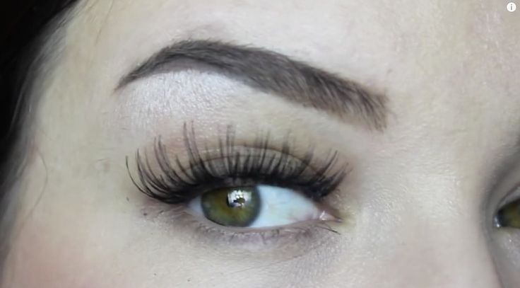 Amazing looking Lashes with VeuLash Click on this to find more