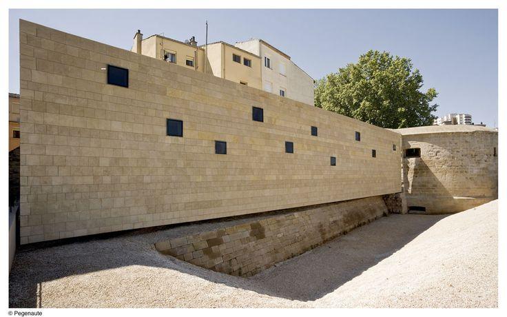 Rehabilitación de la Muralla de Logroño