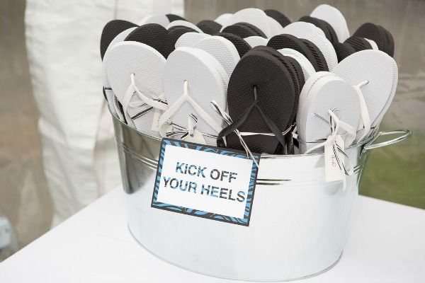 Bat Mitzvah Flip Flops {5th Avenue Digital} - mazelmoments.com