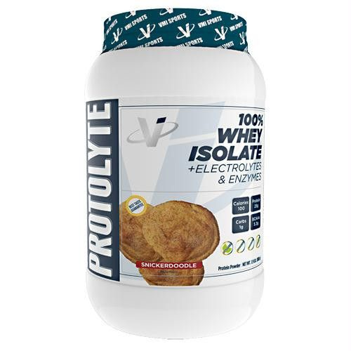 Vmi Sports Protolyte 100% Whey Isolate Snickerdoodle