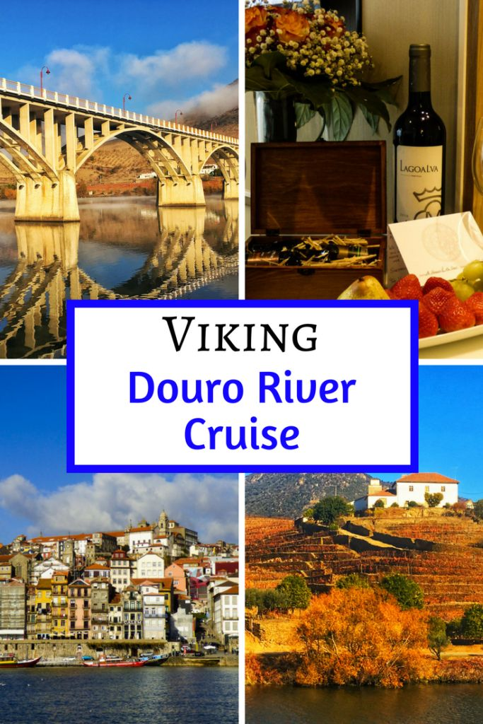 Viking Douro River Cruise in Portugal. Wine and more wine!