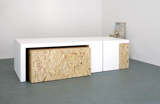 mobili in legno osb : ?ber 1.000 Ideen zu ?Platten Aufbewahren auf Pinterest ...