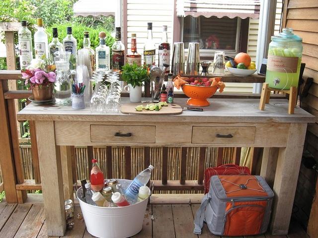 die besten 25 outdoor bar sets ideen auf pinterest. Black Bedroom Furniture Sets. Home Design Ideas
