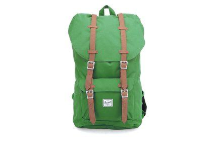 Zelený batoh Herschel Little America