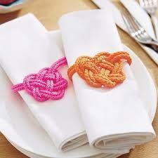Resultado de imagen de manualidades con servilletas de papel