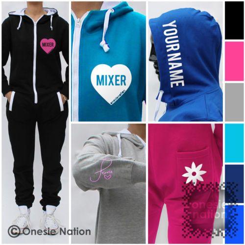Onesie Nation Perrie Edwards Little Mix Mixer Onesie Ladies Adult Teen s XL | eBay