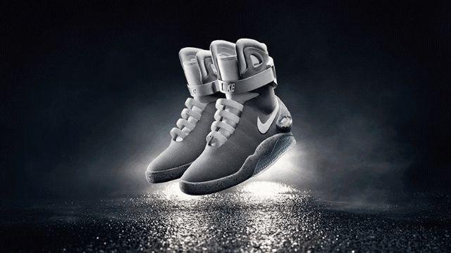 Todo lo que tienes que saber de los nuevos Nike Mag 2015