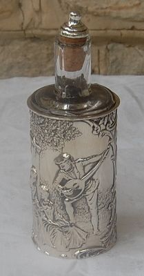Antique Silver Perfume Bottles from Nigel Williams Antique Silver, Petworth