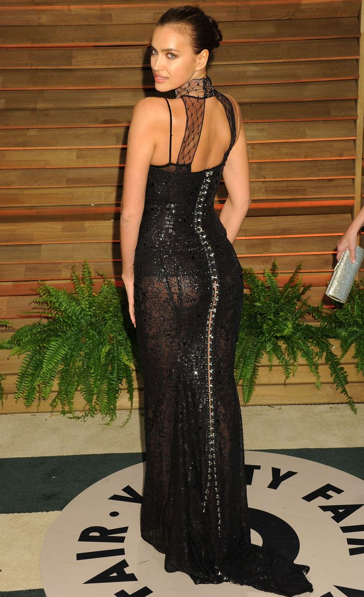 Irina Shayk: Oscar 2014 – Vanity Fair Party