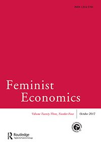 Globalization and Home-Based Workers  Marilyn Carr, Martha Alter Chen & Jane Tate  Feminist Economics Vol. 6 , Iss. 3,2000.