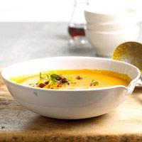 BHG's Newest Recipes:Curry Pumpkin Soup Recipe