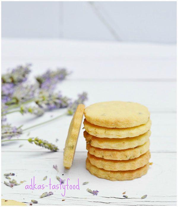 Ako si upiecť maslovo-levanduľové sušienky   Urob si sám