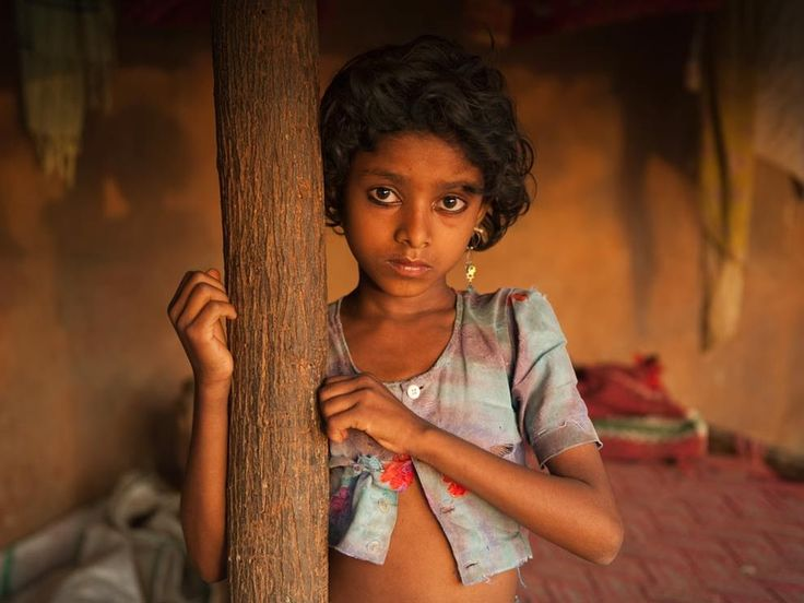 Young Indian Nomad    by Steve McCurry