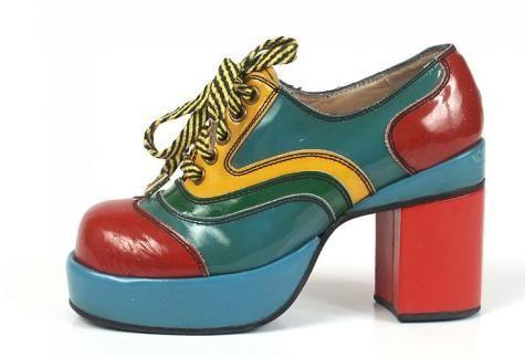 1970 Dress Shoes   shoes 1970s shoe icons