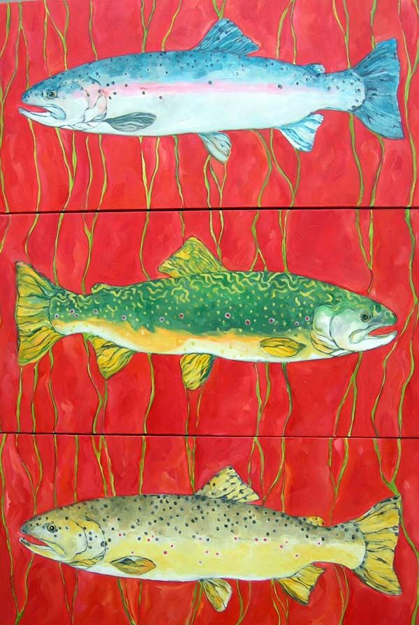 158 best images about fish on pinterest pisces trout for Best trout fishing in ct