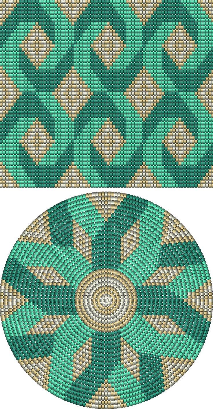 Wayuu Mochila pattern #1
